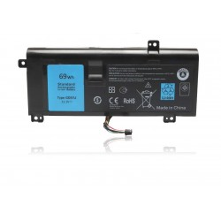 LAPTOP BATTERY FOR DELL ALIENWARE M14X/ G05YJ