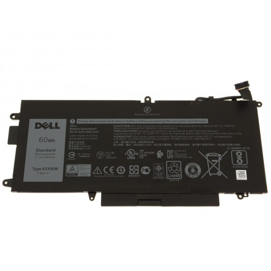 Buy Dell N18GG K5XWW 60WH 71TG4 Laptop Battery Online