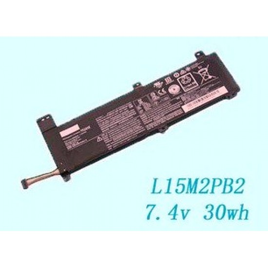 LAPTOP BATTERY FOR LENOVO L15M2PB2  7.4V