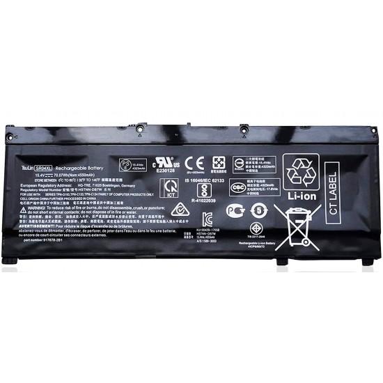 Buy HP SR04xl Laptop Battery Online