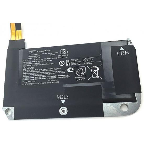 LAPTOP BATTERY FOR HP TP02XL/ Spectre X2 13-H281NR