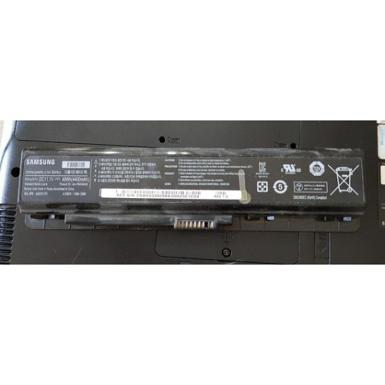 LAPTOP BATTERY FOR SAMSUNG AA-PLAN6AB/NP200/NP400