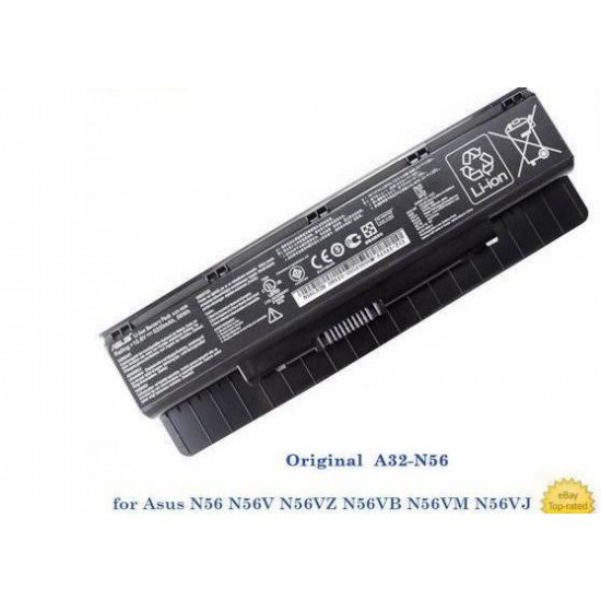 LAPTOPBATTERY FOR ASUS A32-N56