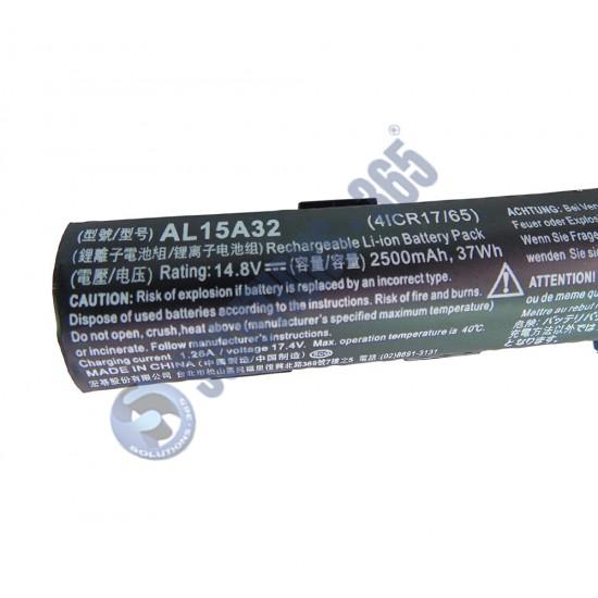 LAPTOP BATTERY FOR ACER  AL15A32