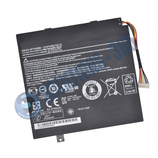 LAPTOP BATTERY FOR ACER AP14A4M
