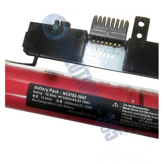 LAPTOP BATTERY FOR ACER Z1401 MINI  4 CELL