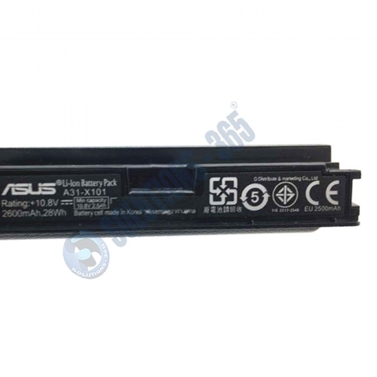 LAPTOP BATTERY FOR ASUS A31-X101