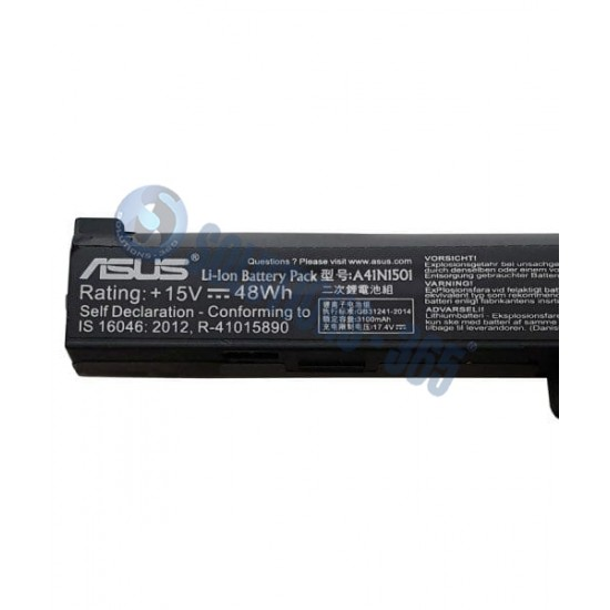 Buy Asus A41n1501 550E Cable Laptop Battery online