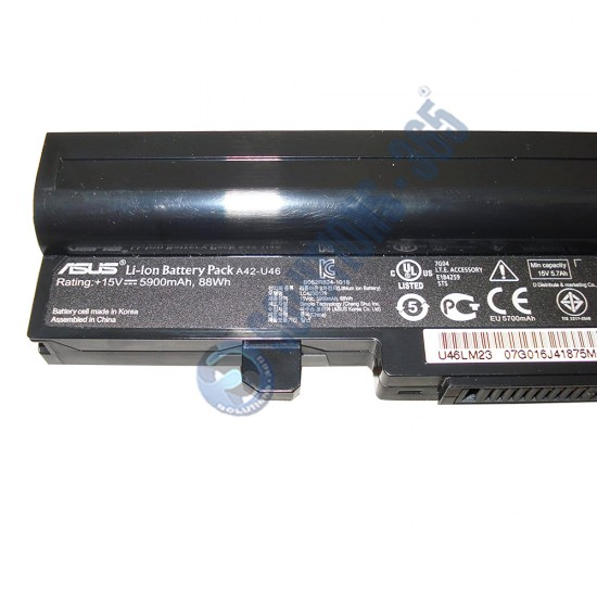 LAPTOP BATTERY FOR ASUS A42-U46