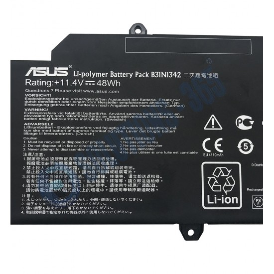 LAPTOP BATTERY FOR ASUS B31N1342