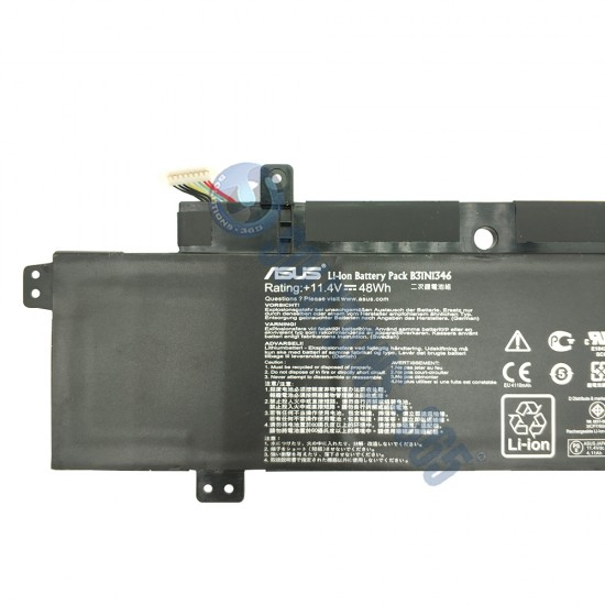 LAPTOP BATTERY FOR ASUS B31N1346 CHROMEBOOK C300MA