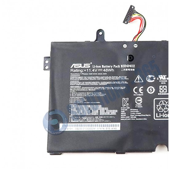 LAPTOP BATTERY FOR ASUS B31N1402