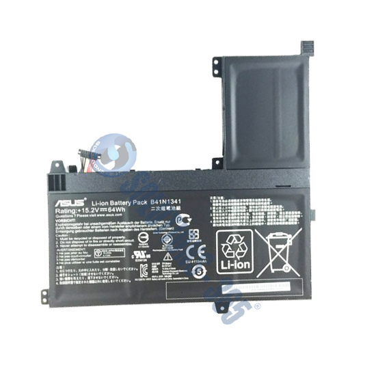 LAPTOP BATTERY FOR ASUS B41N1341/ Q502
