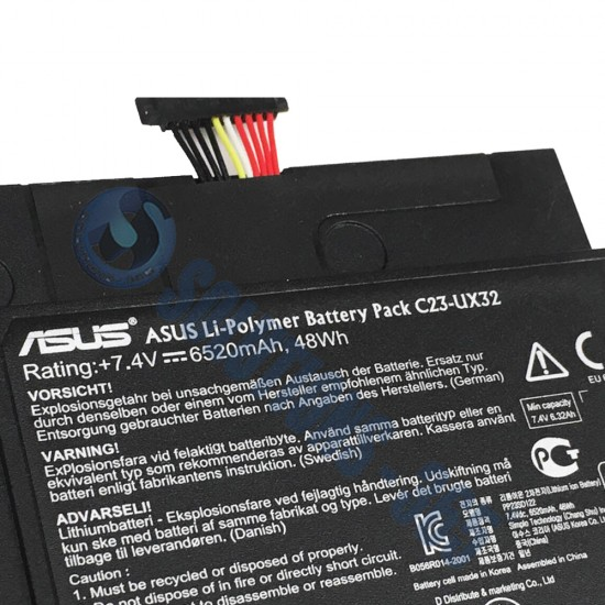 LAPTOP BATTERY FOR ASUS C23-UX32