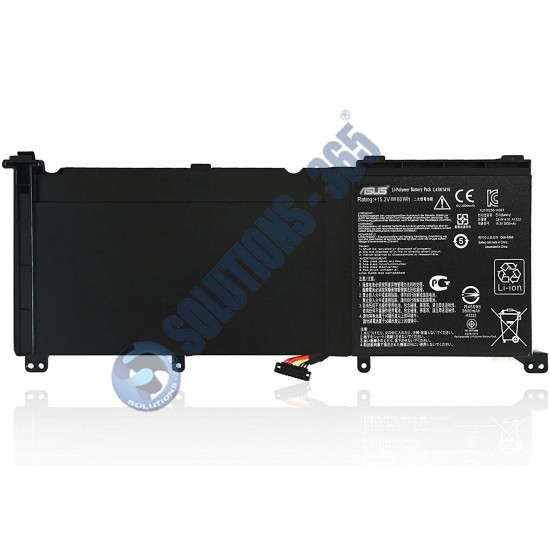 LAPTOP BATTERY FOR  ASUS C41N1416
