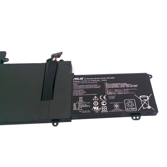 LAPTOP BATTERY FOR ASUS C42-UX51/ U500VX