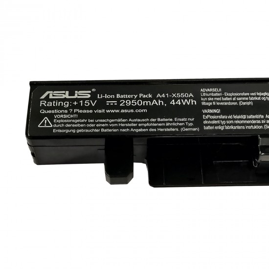 LAPTOP BATTERY FOR ASUS X550