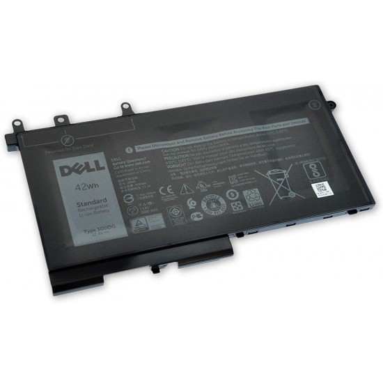 Buy LAPTOP BATTERY FOR DELL 3DDDG ,03VC9Y, 3VC9Y/ E5280/ E5480 42WH  online