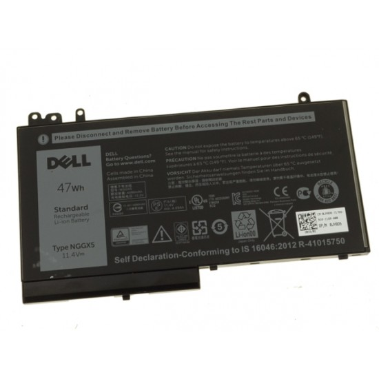 LAPTOP BATTERY FOR DELL NGGX5