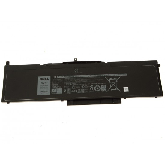 LAPTOP BATTERY FOR DELL VG93N / Latitude 5480 5488 5580 Precision 3520