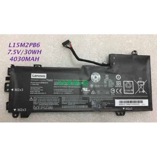LAPTOP BATTERY FOR LENOVO L15M2PB6 / FLEX 4-1130
