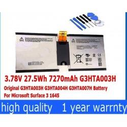 LAPTOP BATTERY FOR MICROSOFT G3HTA003H