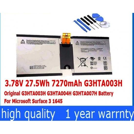 Buy Laptop Battery Microsoft G3HTA003H online