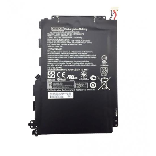 Buy Laptop BatteryHP GI02XL/ X2 12-B Online