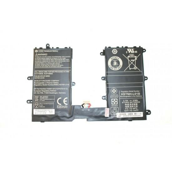 LAPTOP BATTERY FOR HP CD02