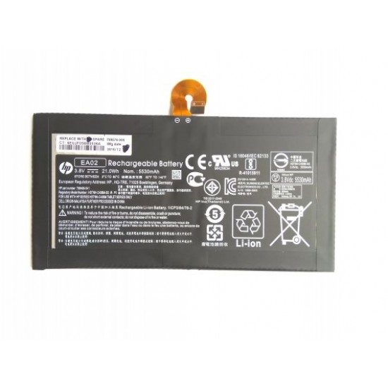 LAPTOP BATTERY FOR HP EA02