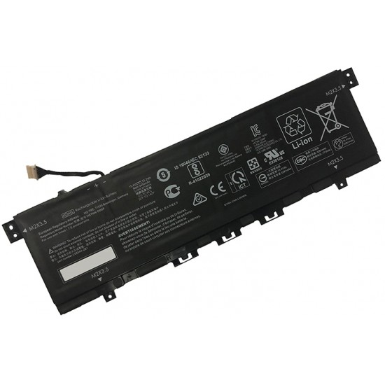 LAPTOP BATTERY FOR HPKC04XL