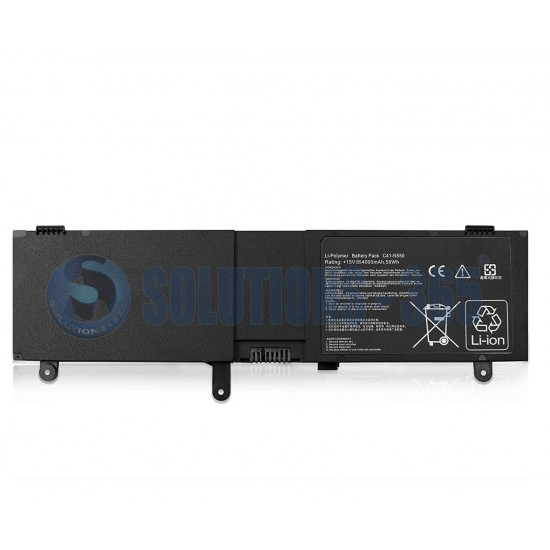 LAPTOP BATTERY FOR ASUS C41-N550