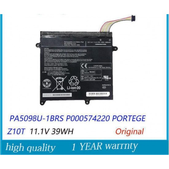 Buy Toshiba Laptop Battery PA5098U Online