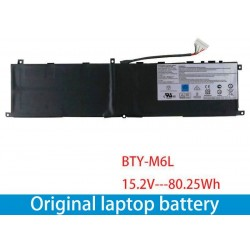 LAPTOP BATTERY FOR MSI BTY-M6L