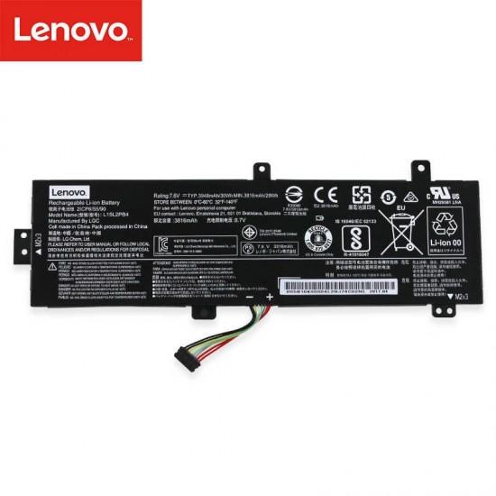 LAPTOP BATTERY FOR LEVONO L16C2PB1/ L16CPB2  7.6V/30WH