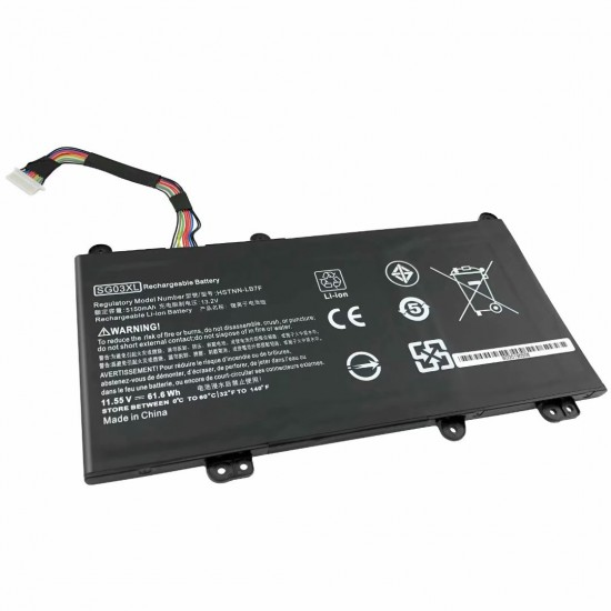 LAPTOP BATTERY FOR HP SG03XL