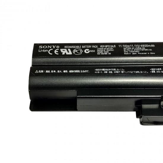 Buy SONY Laptop Battery BPS13 Black Original online