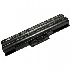 LAPTOP BATTERY FOR SONY BPS13 BLACK Compatible
