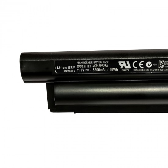 Buy SONY Laptop Battery BPS26 Compatible online