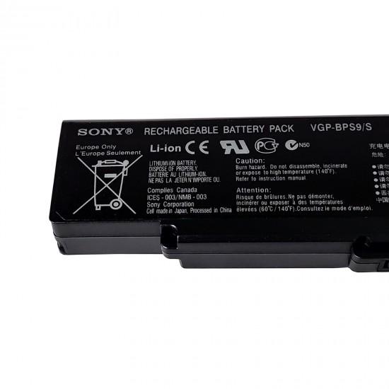 Buy Sony BPS9 Black Original Laptop Battery online
