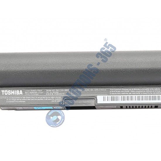 Buy Toshiba Laptop Battery PA5170U/ PA5207U Online