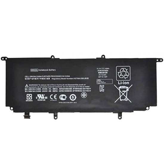LAPTOP BATTERY FOR HP WR03XL/ SPLIT x2 13-M 13-M110DX