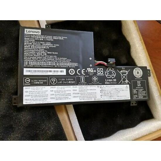LAPTOP BATTERY FOR LENOVO L17C3PB0, L17L3PB0, L17M3PB0/ chromebook 100e